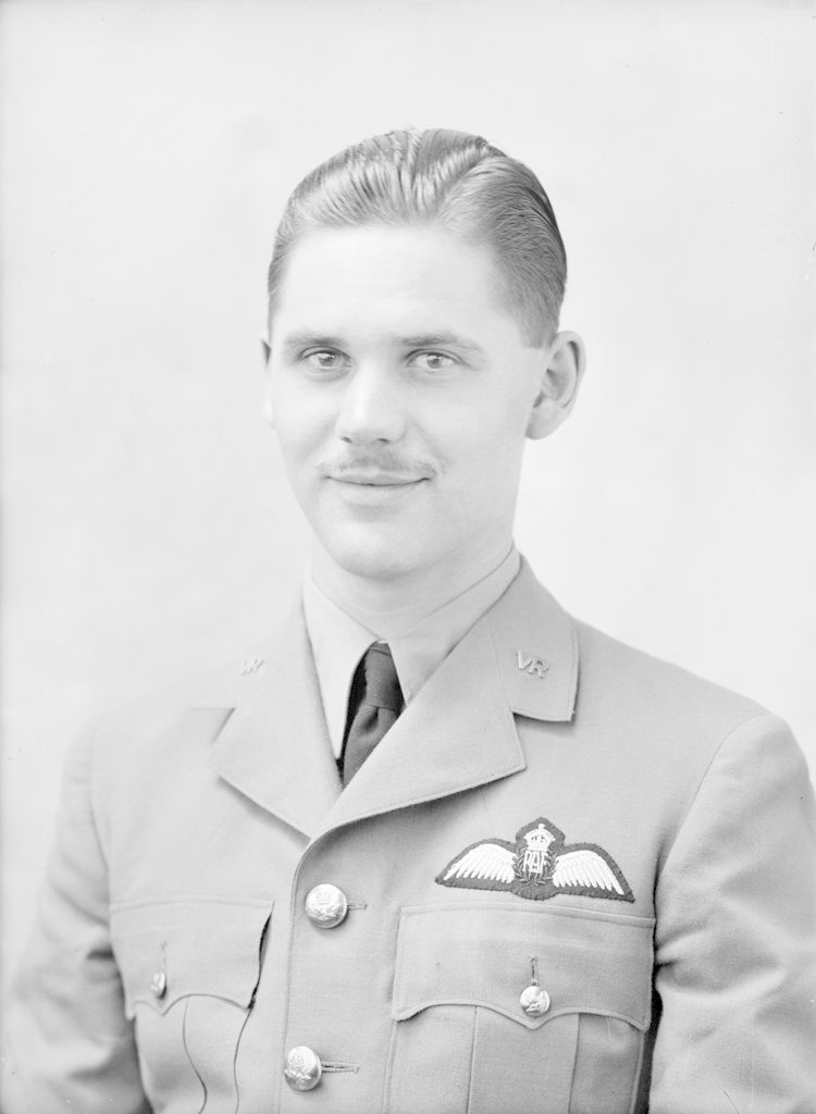 P/O Sealy, about 1940-1945