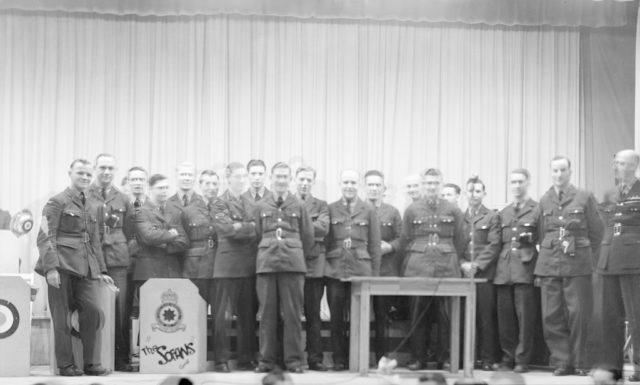 Port Albert Hockey Team, about 1940-1945