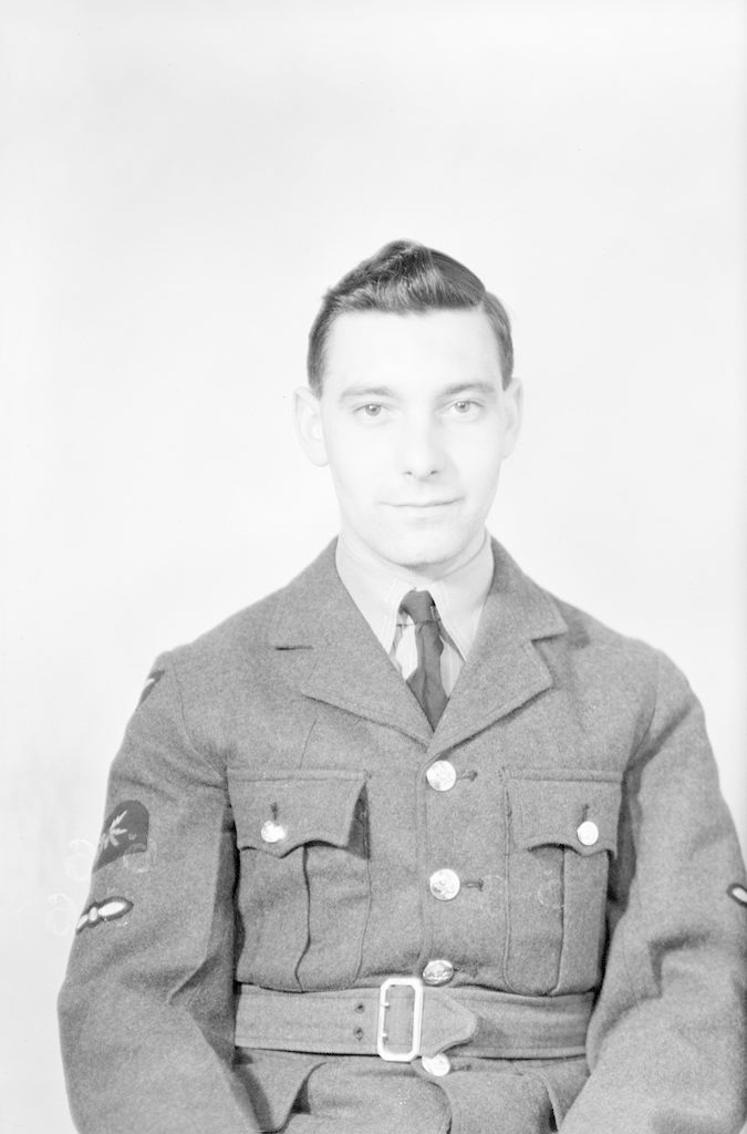 Porter, about 1940-1945