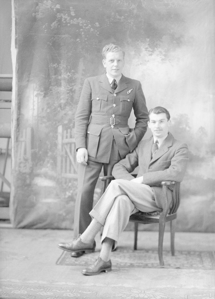 Prescott and Bridgewood, about 1940-1945