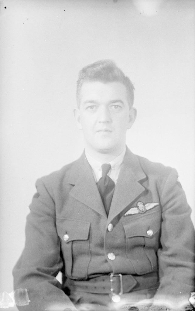 R.C. Gudgeon, about 1940-1945
