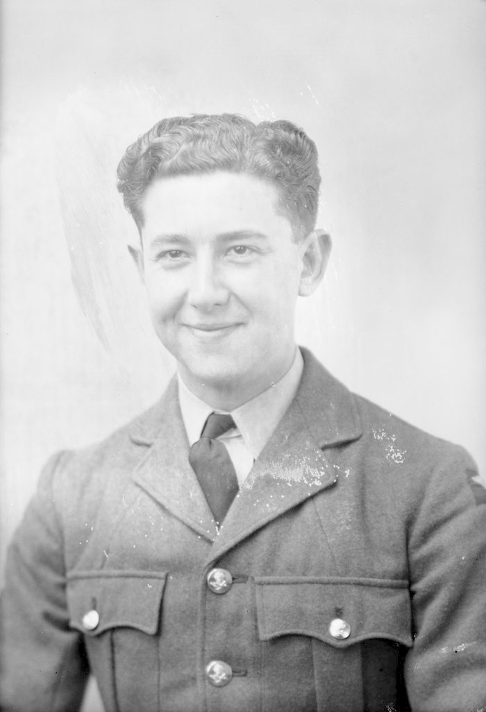R.F. Simmons, about 1940-1945