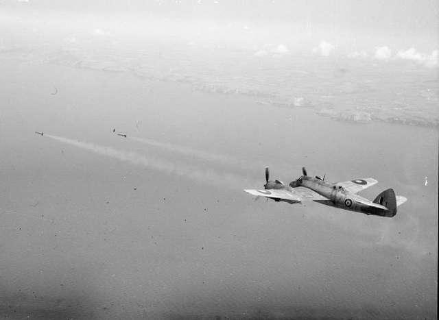 Royal Air Force Coastal Command, 1939-1945. CH13183