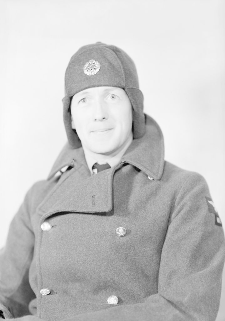 S. Wilkie, about 1940-1945