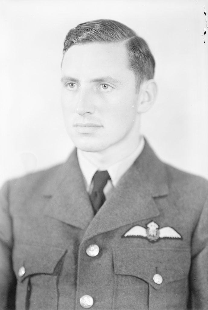 Sgt. Campey, about 1940-1945
