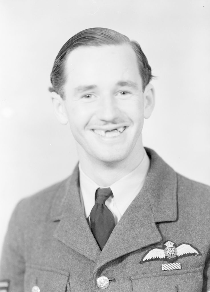 Sgt. Walace [?], about 1940-1945