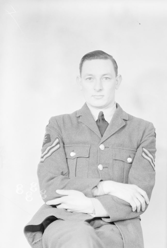 Sheed, about 1940-1945