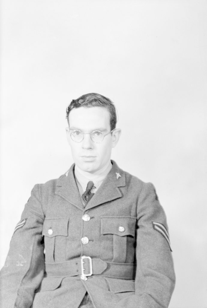 Singel, about 1940-1945