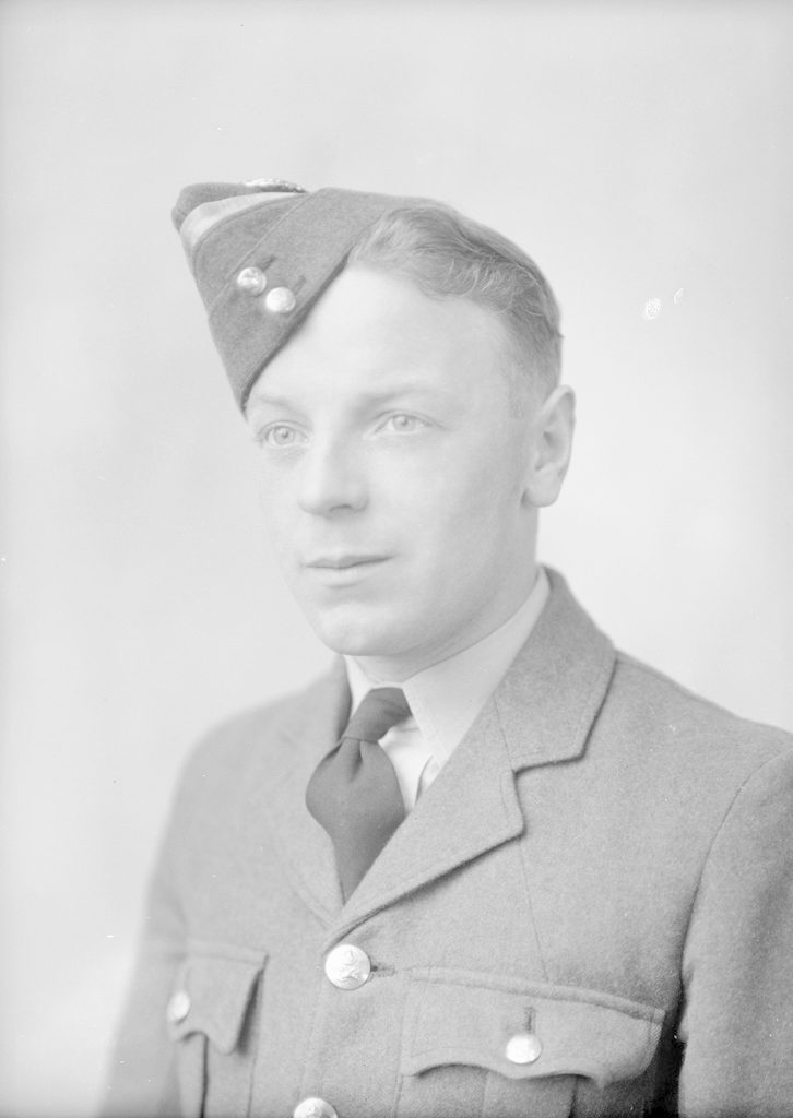 Thornber, about 1940-1945