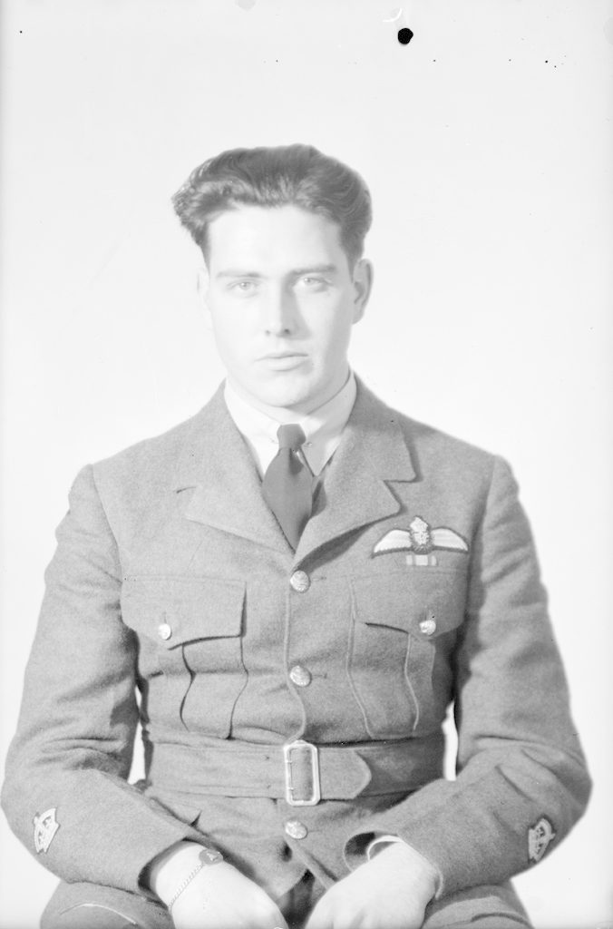 W. Middler, about 1940-1945