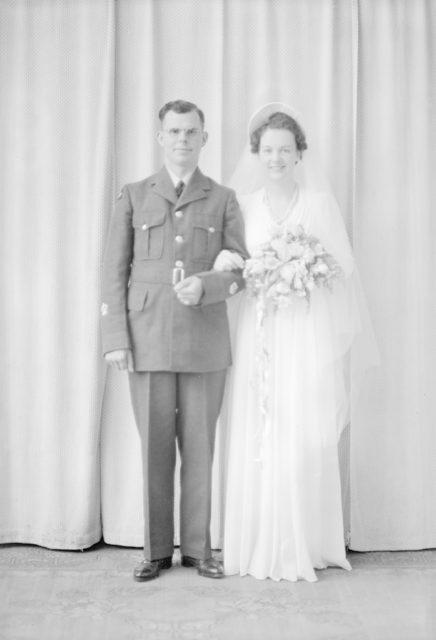 W.O. Balkwill, about 1940-1945