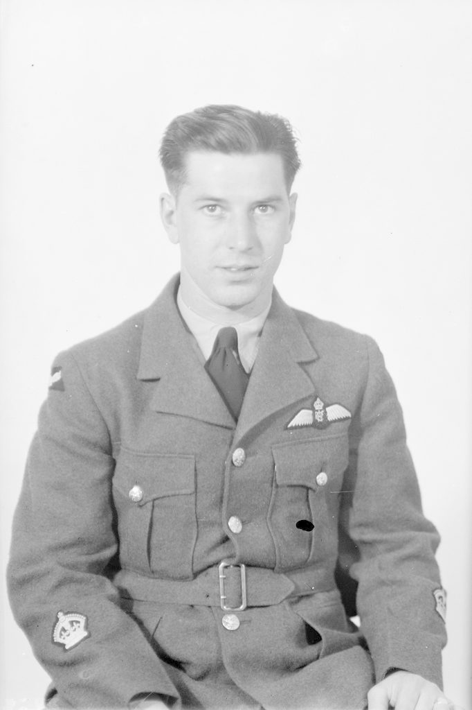 W / O McLean, about 1940-1945