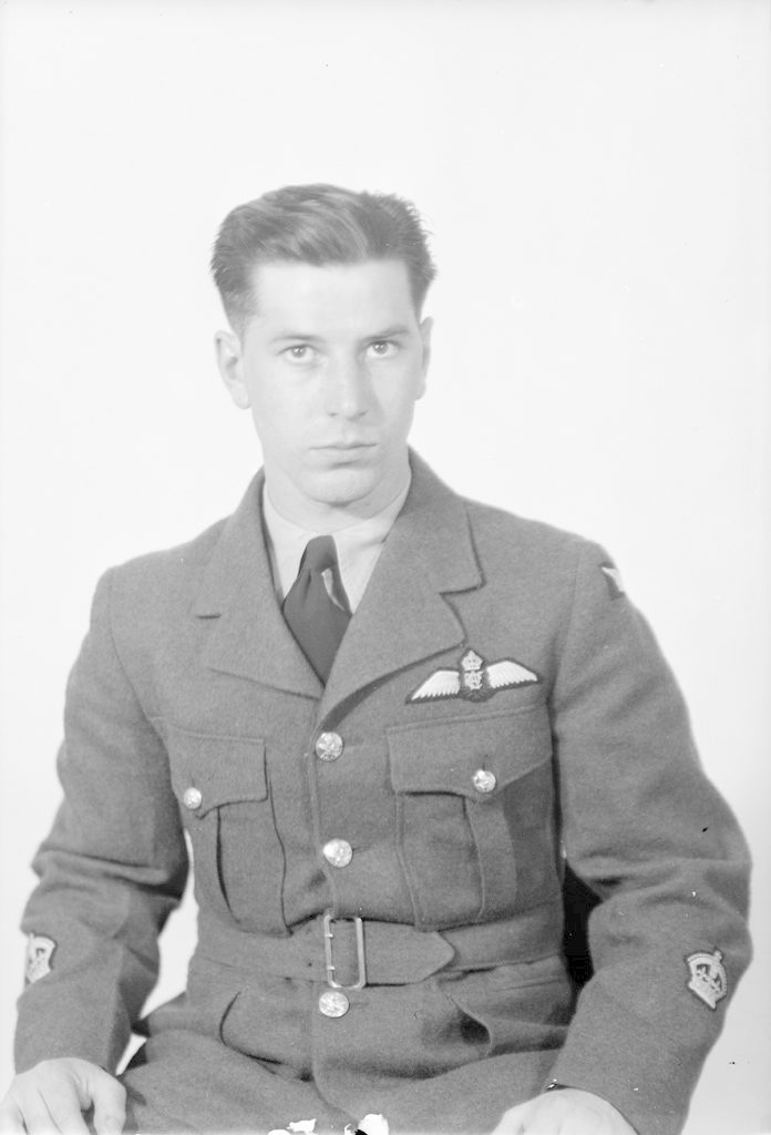 W/O McLean, about 1940-1945