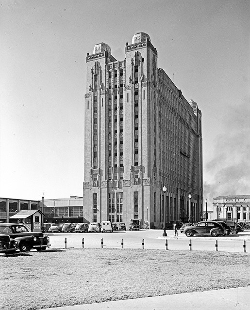 [Terminal Building, Texas & Pacific Railway Company]