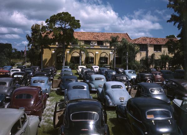 Pasadena Community drive-in church: St. Petersburg, Florida