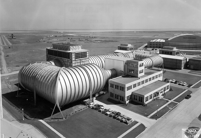 NACA Ames 16 foot High Speed Wind Tunnel