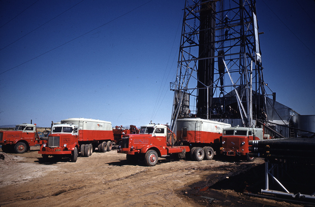 Superior Oil Company, Lake Creek [Field], TX