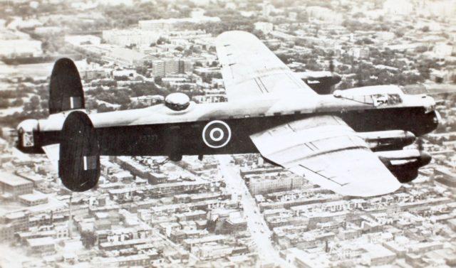 Avro Lancaster I, RR Merlin