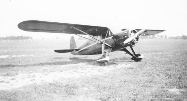 Fairchild 24-C8C Franz Schell Album Image