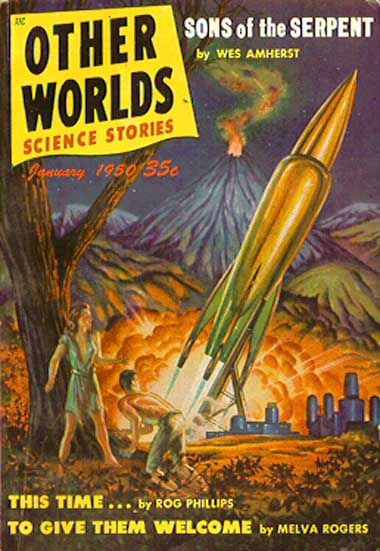 Other worlds science stories 195001