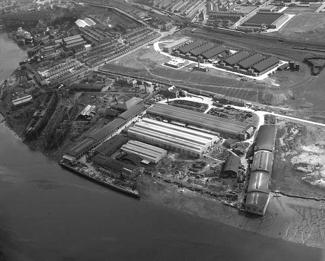 Steel & Co. Ltd and the shipyard of Short Brothers