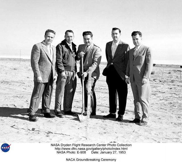 NACA Groundbreaking Ceremony