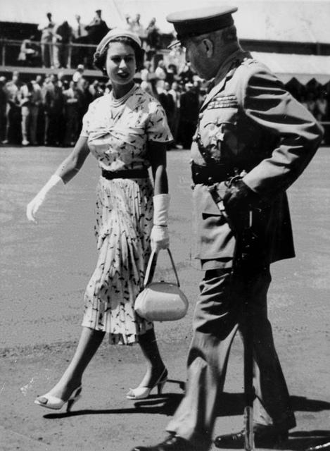 Queensland's Governor says good-bye to Queen Elizabeth II