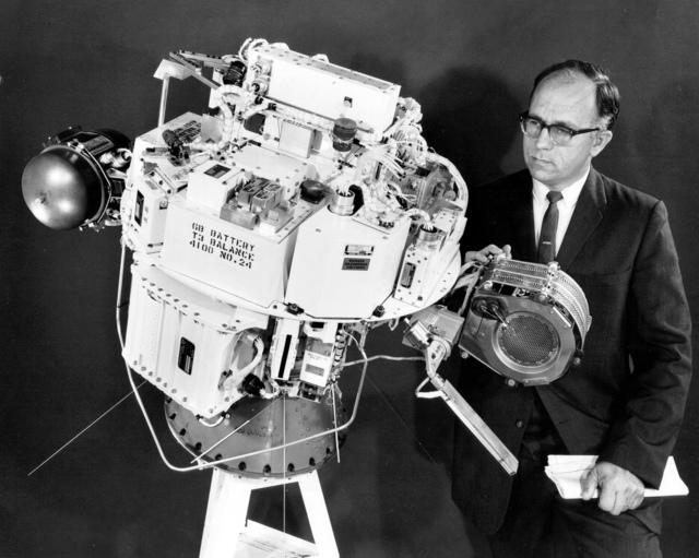 SERT-1 Spacecraft