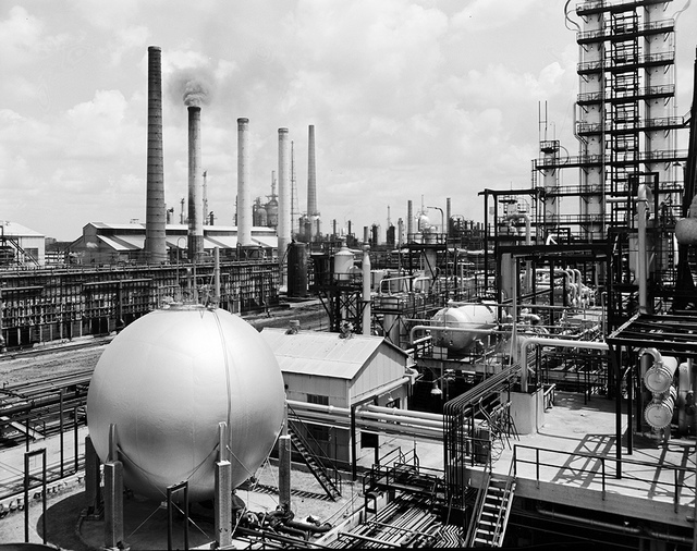 Gulf Oil Corp., Alkylation Area