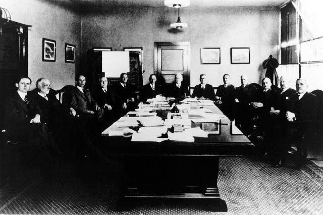 Members of NACA