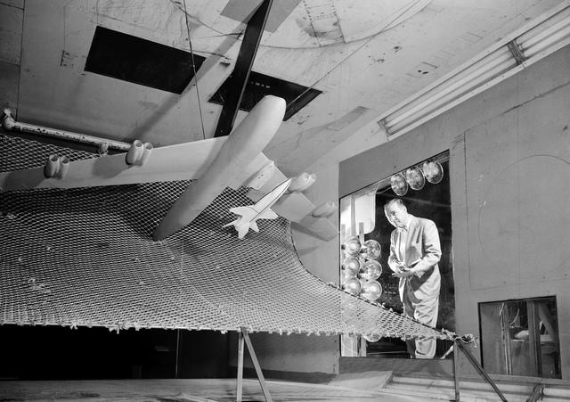 North American X-15 Model