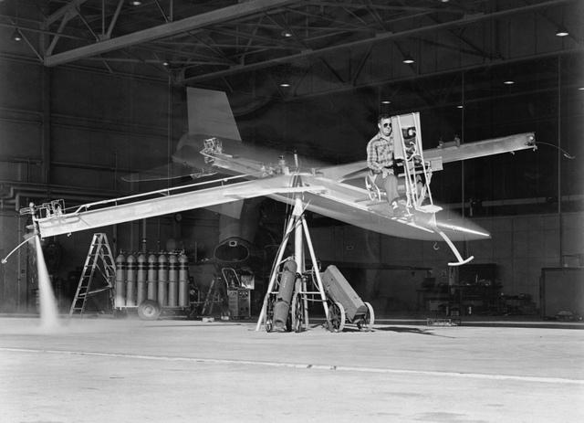 X-15 Studies at Langley, 1958
