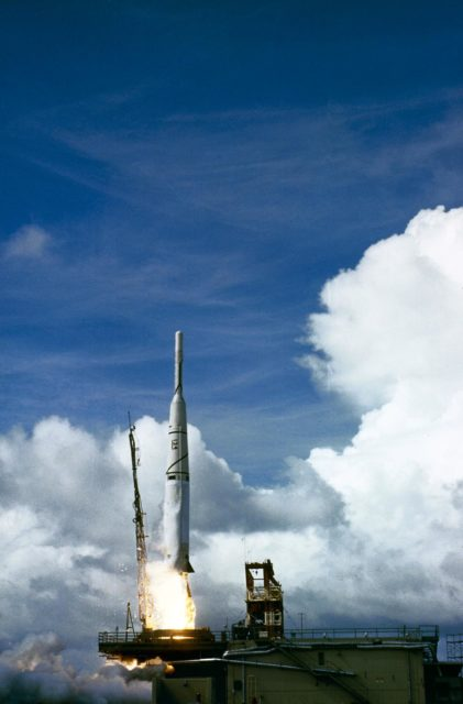 Thor/Able 3 Launch Vehicle