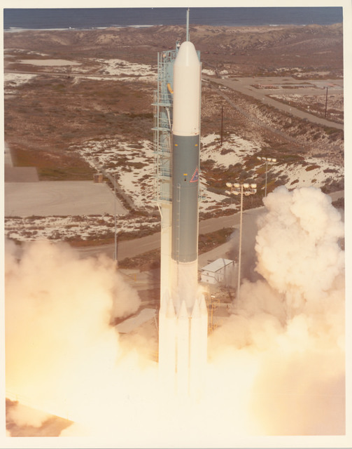 Delta 174 Launch
