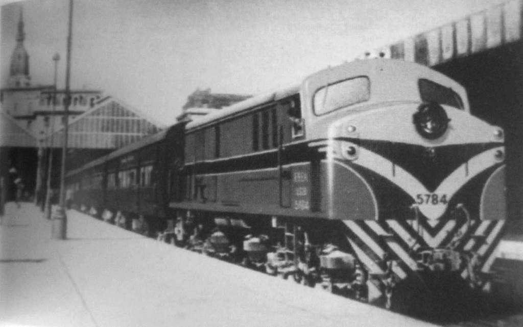 English electric retiro 1959