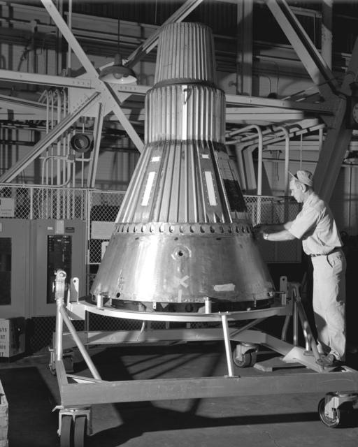 Project Mercury - Capsule #2