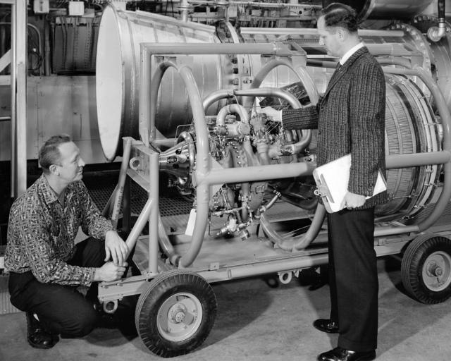 Centaur Rocket Engine