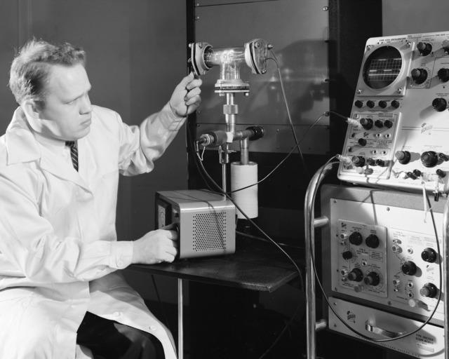 Vacuum Instrumentation Research