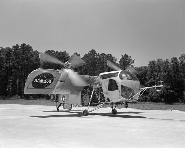 Vertol VZ-2 (Model 76)