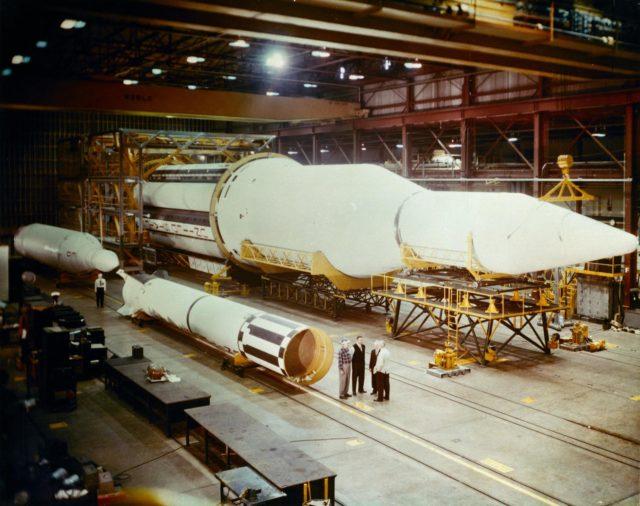 Saturn C1 - Apollo Program