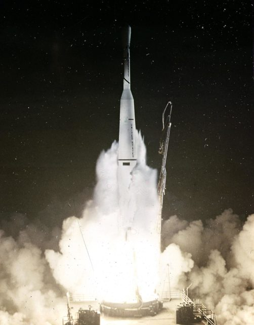 Thor-Delta-5-Launch Vehicles