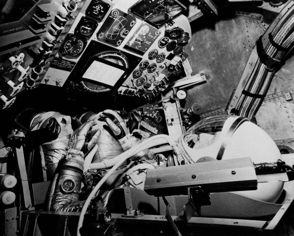 Astronaut Scott Carpenter - Procedures Trainer - Johnsonville, PA