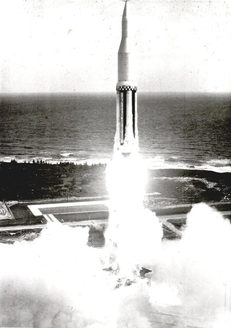 Saturn Apollo Program