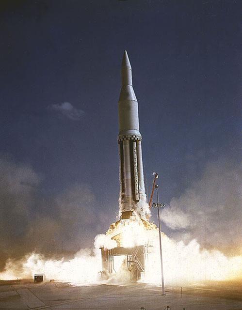 Saturn I - Saturn Apollo Program