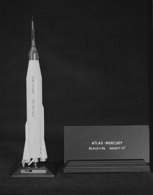 Early Rockets - model