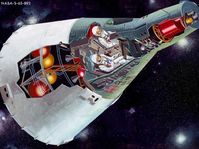 Gemini, 1962-1966