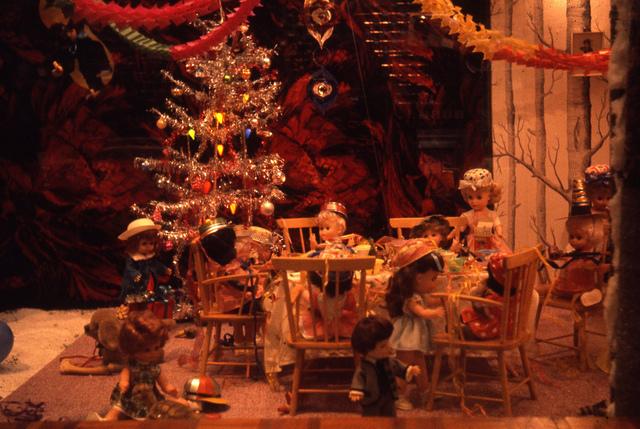 A festive tea party
