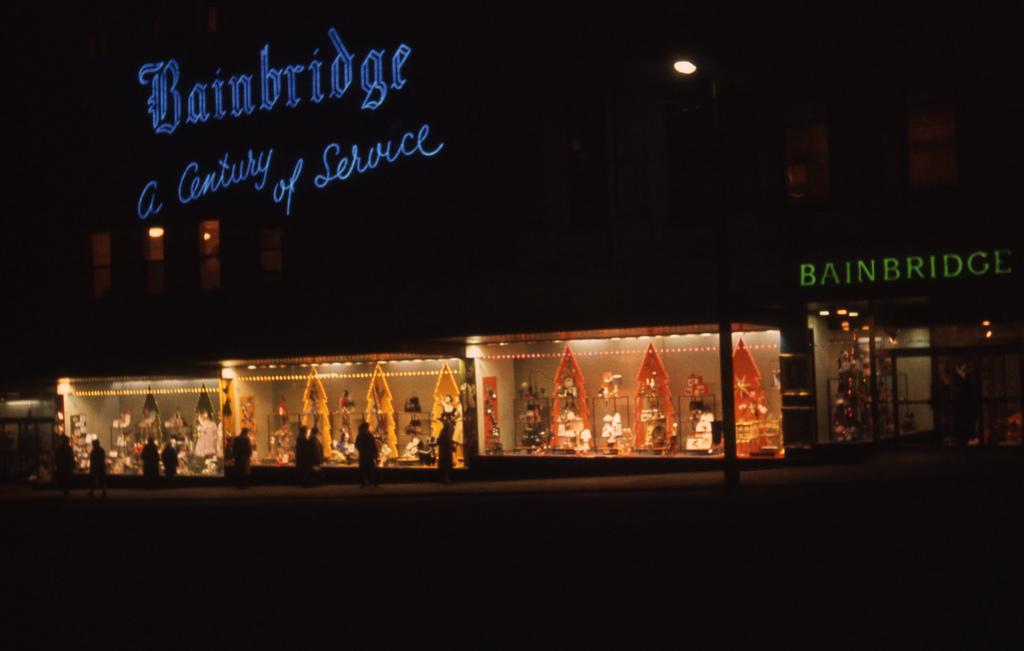'Bainbridge, a century of service'