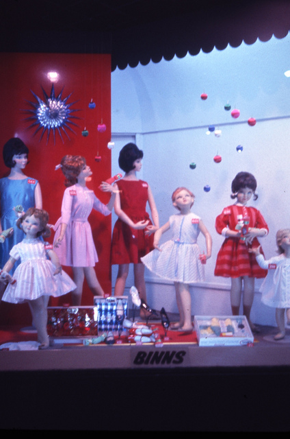 Childrens fashion at Binns