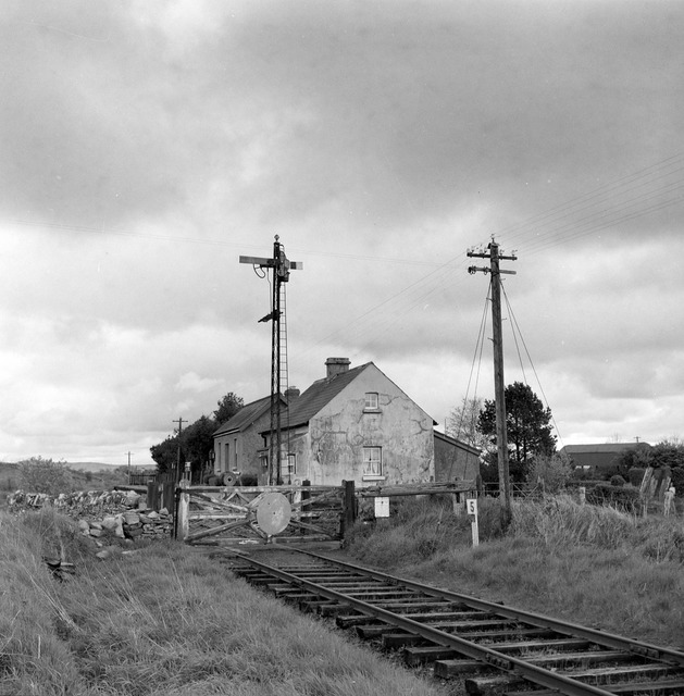 Island Road Station, Co. Sligo
